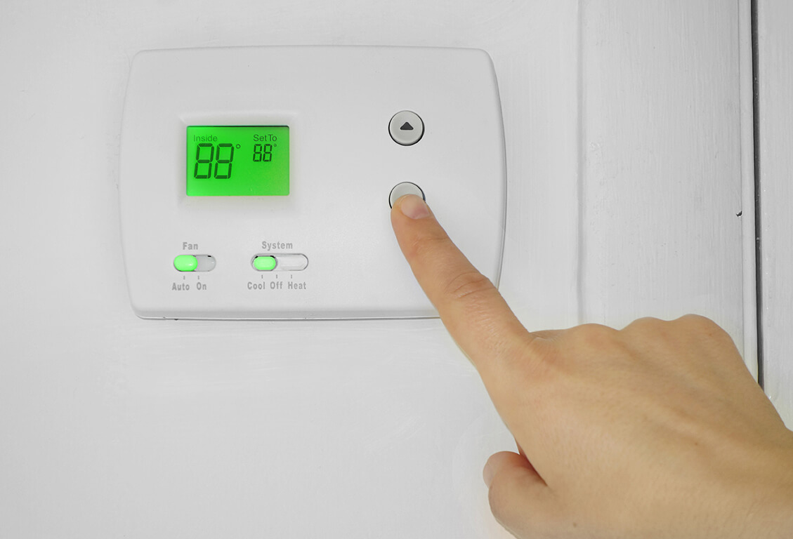 Cellar Door Home Inspection HVAC August