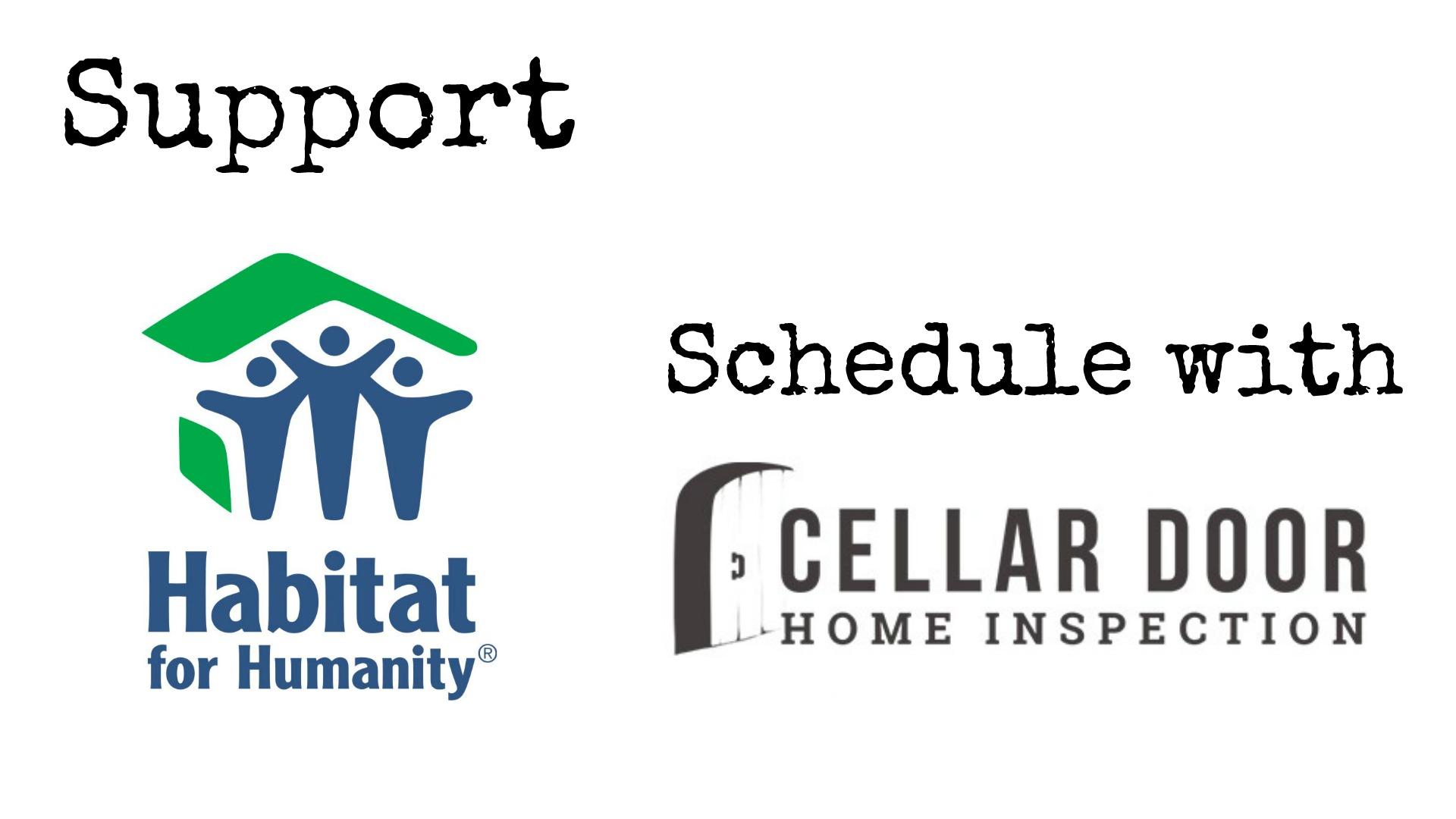 Cellar Door's Community Involvement: Habitat For Humanity