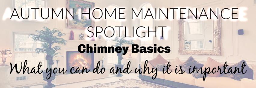 Autumn Home Maintenance Spotlight: Chimney Basics
